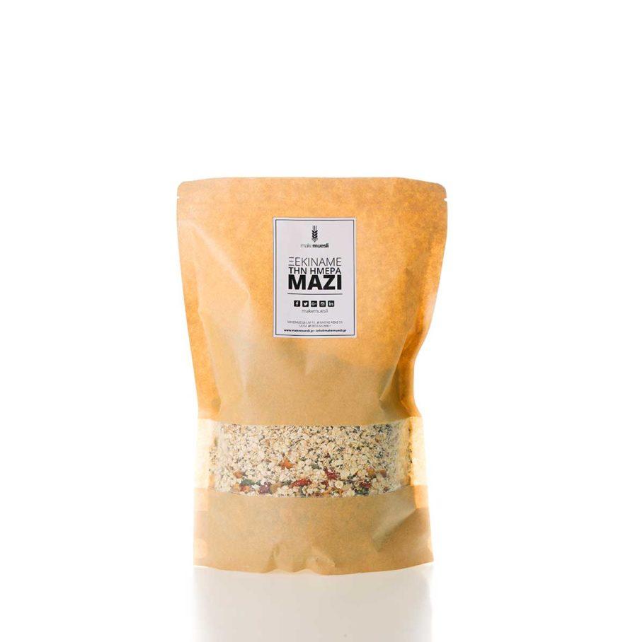 Δημητριακά slim για όμορφη σιλουέττα, πλούσια σε φυτικές ίνες και ακόρεστα λιπαρά ω3 ω6
