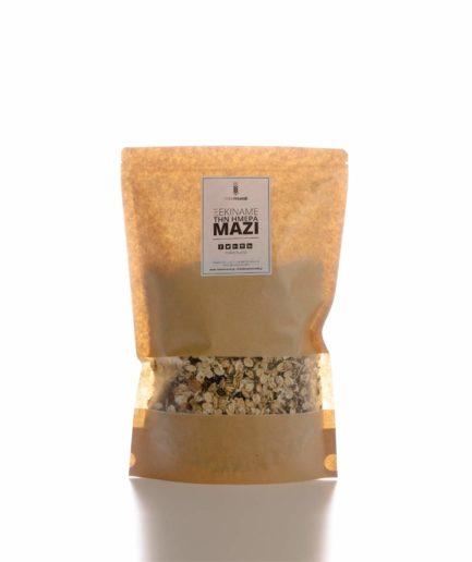Δημητριακά fat burn για καύση του λίπους, με μεγάλη περιεκτικότητα σε φυτική πρωτεϊνη, φυτικές ίνες και μέταλλα
